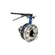 airnet threaded butterfly valves