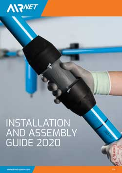 airnet installation instructions, compressed air system installation airnet videos